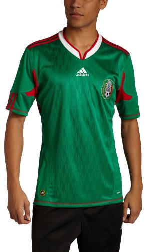- Mexico Home Jersey (Green, XLarge)