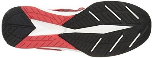 Scarpe Ignite Evoknit Cross-Trainer da uomo, Rosso ad alto rischio / Tonalit¨¤ calme / Puma Nero, 9.5 M US