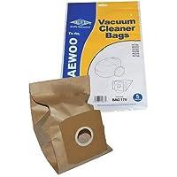 Electruepart BAG170 Pack de 5 bolsas de tela