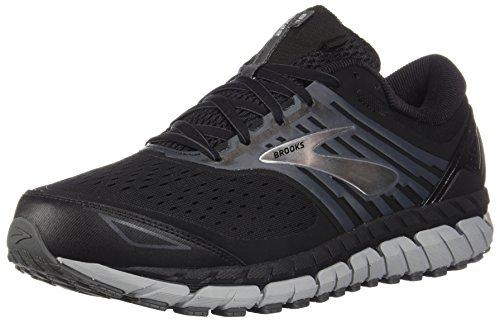 Homme Running '18 de Noir 004 Black Brooks Silver Beast Chaussures Grey fwZnpq