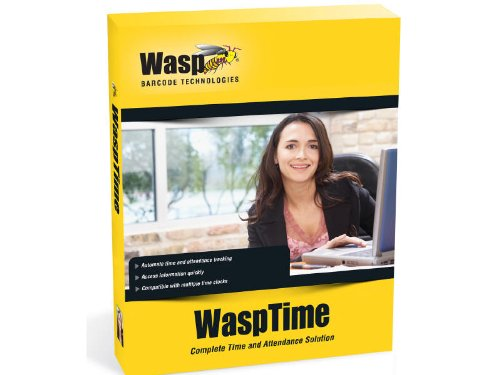 Informatics Inc 633808550066 Wasptime Software LIC-50 Users Additional User License