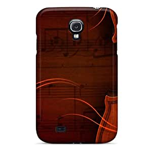 VKTEKlF23786vjrWg Case Cover Protector For Galaxy S4 Hd 1080p Violin Case