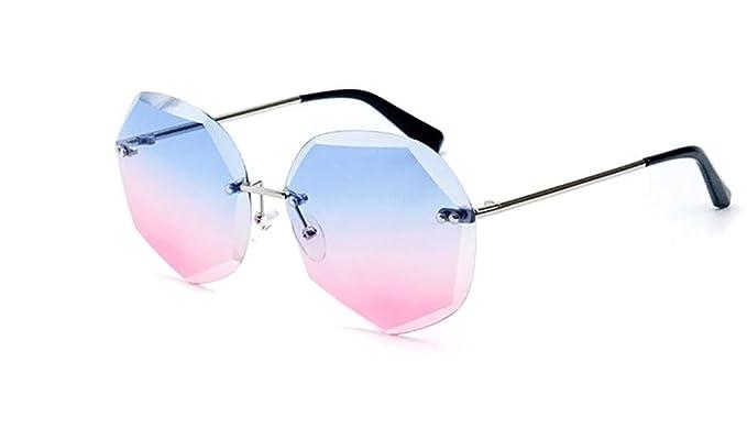 migliori scarpe da ginnastica a05e1 834e7 Fliegend Unisex Occhiali da Sole Colorati Polarizzati Occhiali da Sole  UV400 Donna Occhiali da Sole Esterni Esagonali Uomo Lente Specchiata ...