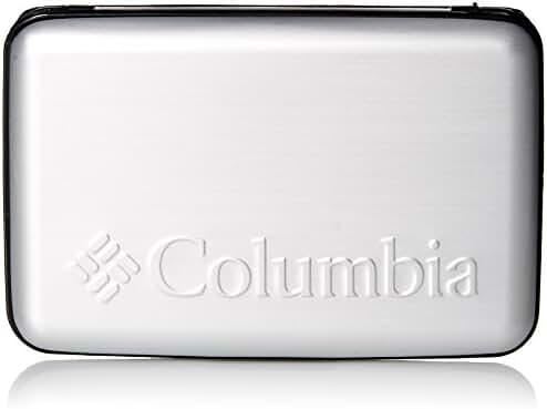 Columbia Men's RFID Blocking Hardcase Security Wallet