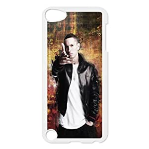 C-EUR Customized Print Eminem Pattern Hard Case for iPod Touch 5