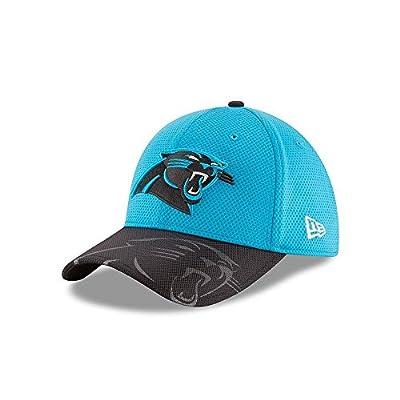 New Era Men's 2016 NFL Sideline 3930 Panthers Flex Fit Hat