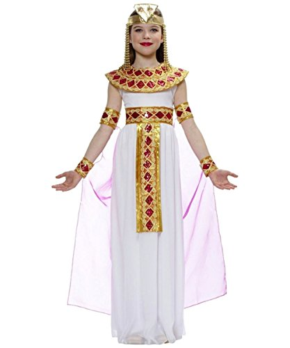 Pink Cleopatra Costume - Small (Egyptian Costumes For Children)
