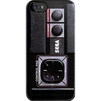 SUUER Sega Controller Custom Hard CASE for iPhone 5 5s Durable Case Cover
