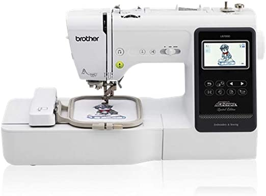 Brother LB7000 - Máquina de coser y bordar (reacondicionada ...