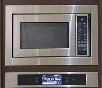 Dacor 27 Stainless Steel Microwave Oven Trim Kit