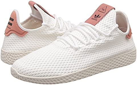 I love tennis shoes for fall and the white lace Adidas are