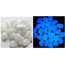 CORE Glow in the dark stones, approx. 135 pebbles, glow up to 12hrs, every night, GUARANTEED!!!