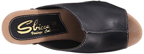 Manzanita Black Sbicca Open Toe Women's Sandal Platform 6xwH8ApqF