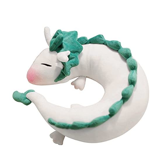 Haku Plush - River Spirit Dragon | Spirited Away Plushie 2
