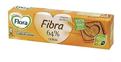 Flora Galletas Fibra - 185 g