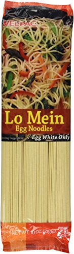 Wel Pac Lo Mein Egg Noodles, 10-Ounce (Pack of 6) (Wel Pac Chow Mein Stir Fry Noodles Recipes)