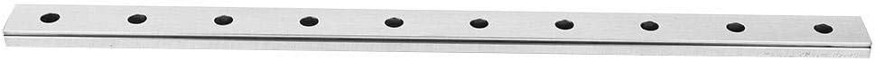 GIRL INSTITUTE XG-WU Linear Rail 300mm Miniature Linear Guide LMLF18B Mini Bearing Steel Guide Rail Linear Guideway for General Uses Exclude Sliding Block Tool