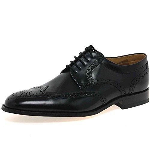 Loake Mens Les UK 42 Noir EU Pangbourne Lacer Chaussures 8 Formelles pp1H7qw