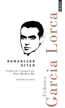 Romancero Gitano par Garcia Lorca