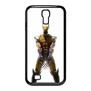 Angry Wolverine Samsung Galaxy S4 9500 Cell Phone Case Black Exquisite gift (SA_593727)