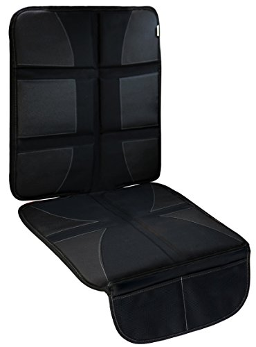 leather booster car seat - 6