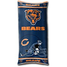 Northwest NFL Chicago Bears Foldable Body Pillow