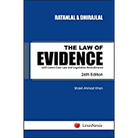 Ratanlal & Dhirajlal's the Law of Evidence