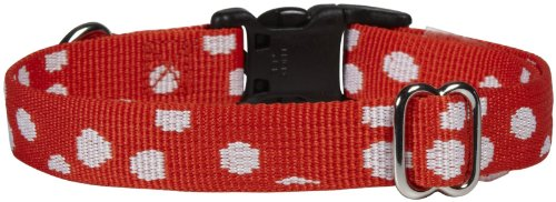 Waggo Speck-tacular Collar - Red
