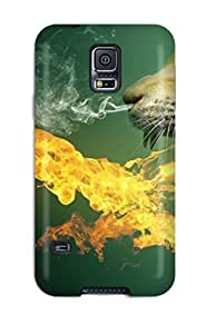 ZippyDoritEduard KnkLWlm11857YVJMm Case Cover Galaxy S5 Protective Case K Wallpapers Animal