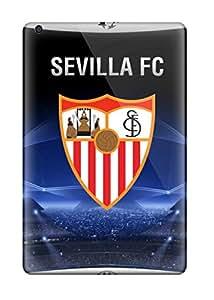 New Fashion Premium Tpu Case Cover For Ipad Mini/mini 2 - Sevilla Fc Logo