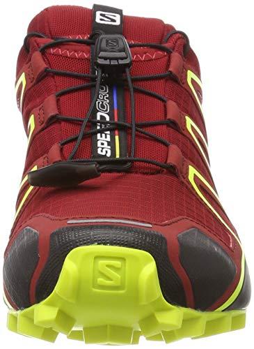 Randonnée Chaussures Homme 4 Salomon Rouge De Speedcross IBxq4z