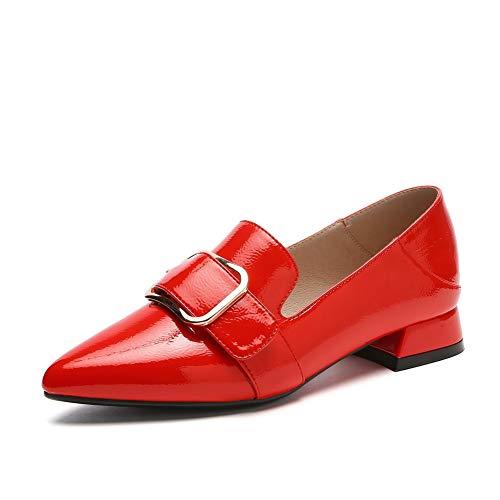 Rosso MMS06378 Donna Zeppa Red Sconosciuto con EU 1TO9 Sandali 35 pCq5nnZYw