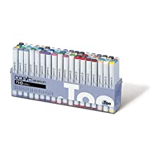Copic Marker Copic Sketch Markers 72 Piece Set, Set B