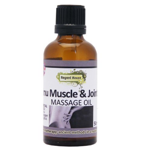 Emu Muscle & Joint Massage Oil (50ml) by Think Aromatherapy