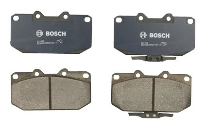Bosch BC460 QuietCast Premium Ceramic Front Disc Brake Pad Set