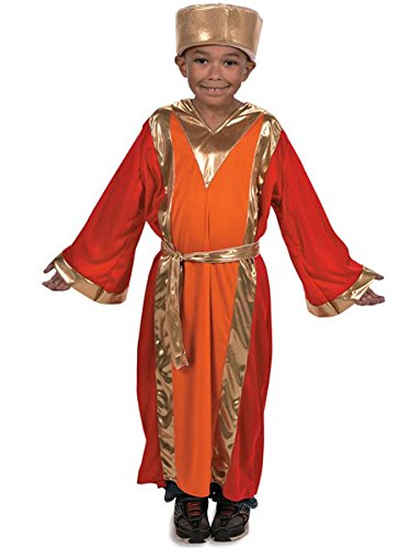 Boys Wiseman Balthazar Costume (Kids Wise Man Costume)