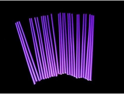 Classikool Purple Plastic 100mm 4 Inch Cake Pop Sticks Pack of 50