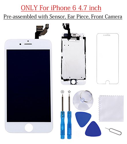 Glob Tech Replacement Digitizer Preassembled Proximity