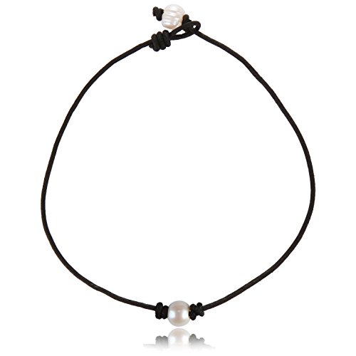 Pearl 3 String Necklace - 8