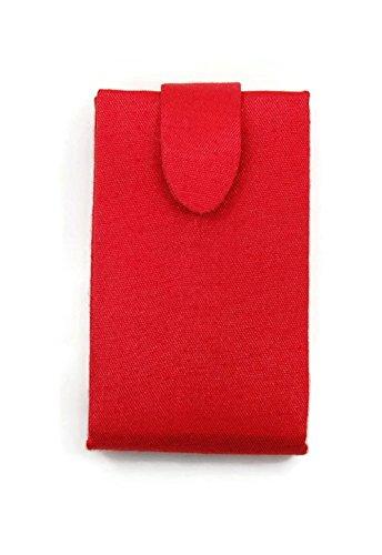 - BestByByrd Toothpicks Traveler Red Case With Mirror