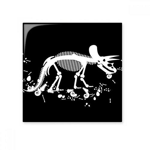 (Dinosaur Bone Bones Miniature Ceramic Bisque Tiles Bathroom Decor Kitchen Ceramic Tiles Wall)