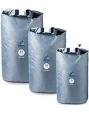 MNT10 Dry Bag Ultra-Light I Packsack in 5l, 10l, 15l I Wasserfeste Tasche Ultra-Light für Reisen und Outdoor I Trockenbeutel leicht & widerstandsfähig