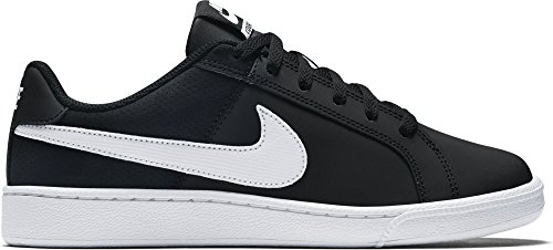 Noir Black NIKE Femme 010 White Court Royale Baskets zXwwPWIFq