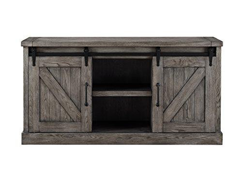 Martin Furniture IMAE360G Credenza/Console, Grey