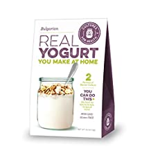 Bulgarian Yogurt Starter by Cultures For Health