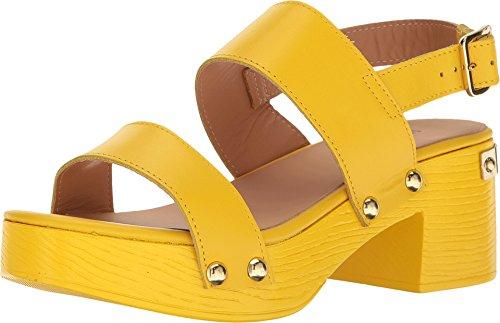 Love MoschinoレディースChunky Wooden Sandal