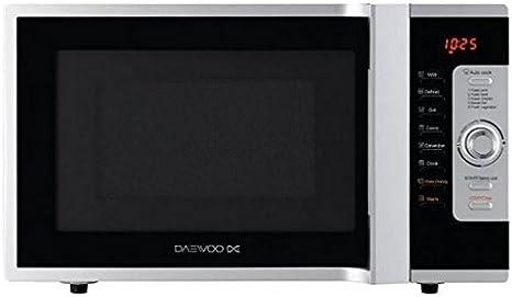 Daewoo: Microondas con grill y aire caliente koc 9q0t: Amazon.es ...