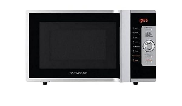 Daewoo: Microondas con grill y aire caliente koc 9q0t ...