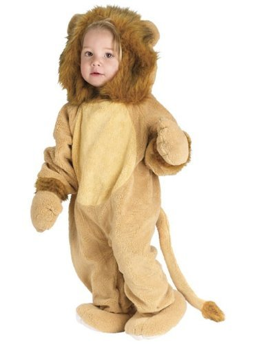 Cuddly Lion Infant Costume, Size 12-24M -