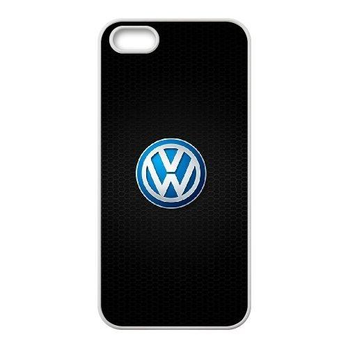 Volkswagen 004 coque iPhone 4 4S cellulaire cas coque de téléphone cas blanche couverture de téléphone portable EOKXLLNCD20664